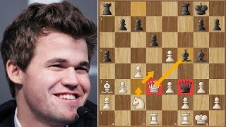 magnus carlsen pranks jan gustafsson by playing on his friend s account