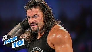 Top 10 SmackDown LIVE moments: WWE Top 10, April 23, 2019