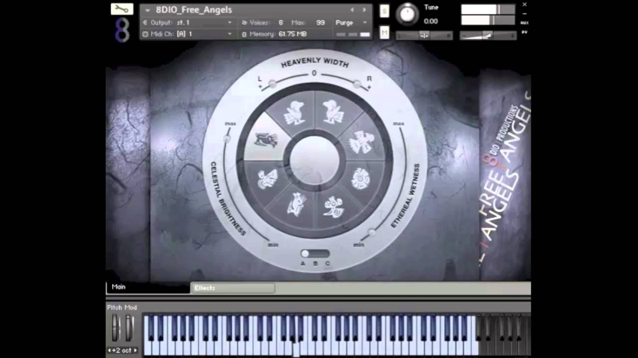 Free angels vst-au-aax angelic kontakt instruments & samples.