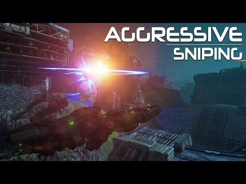 Dreadnought: Aggressive Sniping