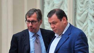 О чем российские олигархи договаривались на тайной встрече в Атлантическом совете? Эксклюзив RTVI