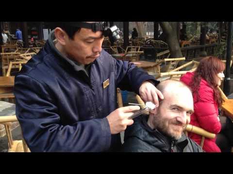 The Ear Master in Chengdu