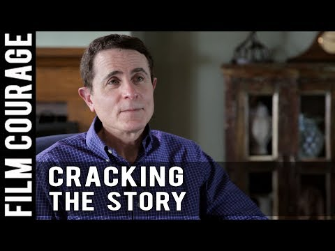 Cracking The Story - How A Screenwriter Gets Unstuck by Gary Goldstein