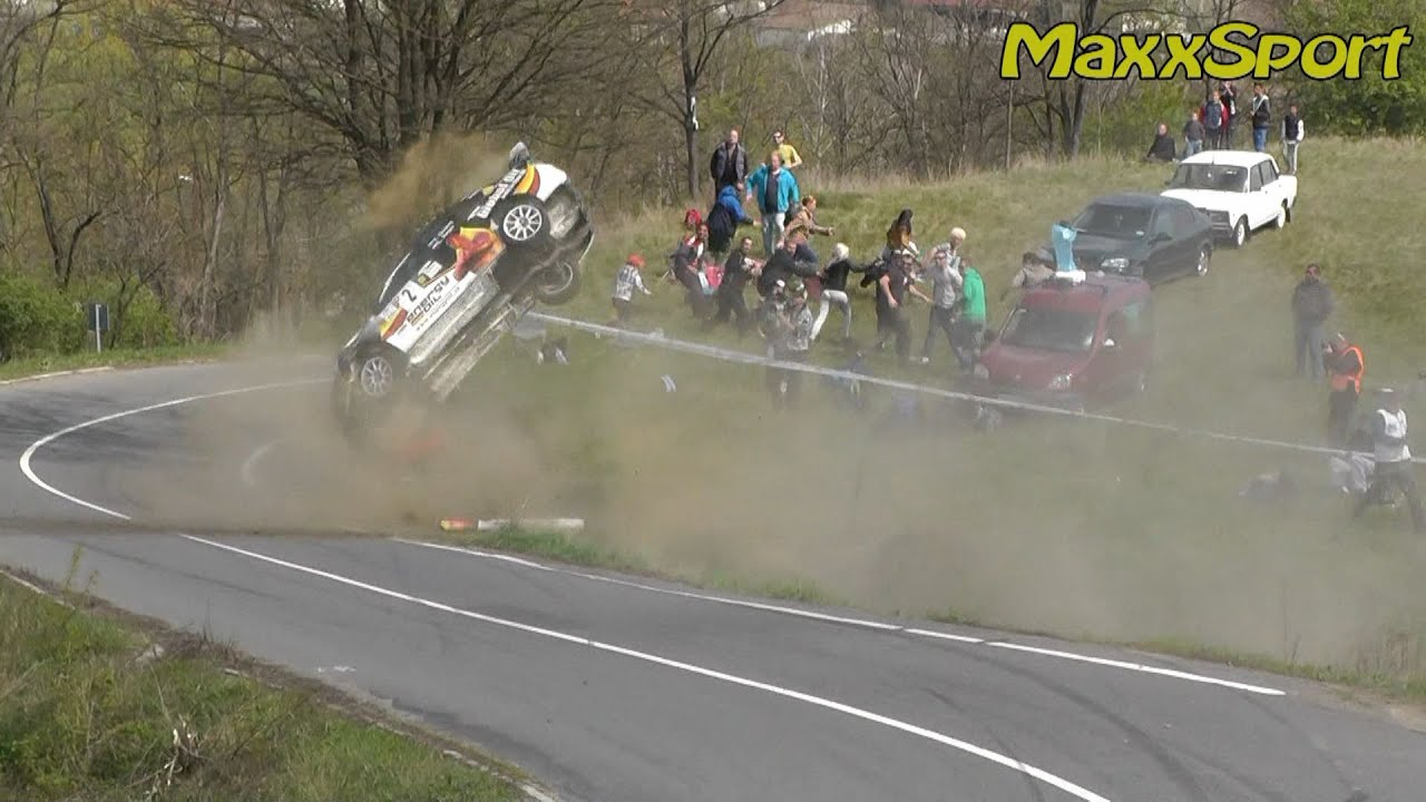 Best of Rally Action  2014 by MaxxSport
