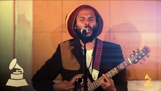 Ziggy Marley live performance of So Much Trouble In The World | GRAMMYs