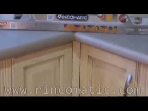 Bisagra rincomatic rincoplus40 para muebles rinc n de for Como instalar una cocina integral