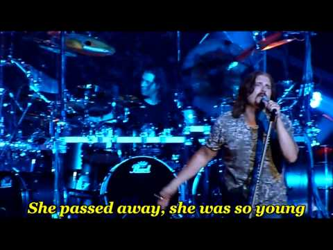 Dream Theater - Though my words & fatal tragedy ( LIVE IN MOSCOW ) - with lyrics