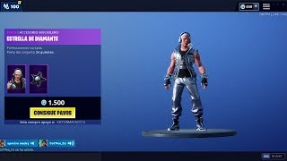 NEW SKIN **STERLING** SKIN SET LEVEL 100 FORTNITE