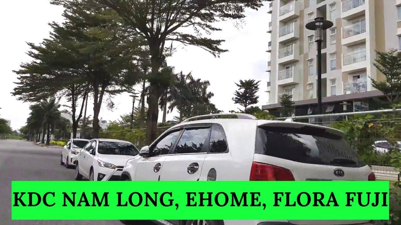 Du Lịch Đường Phố Sài Gòn | Khu Dân Cư Nam Long, Chung Cư Ehome 2 Và Flora Fuji Quận 9
