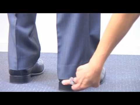 Meanswear: Do You Know The Correct Trouser (pant) Length In A Suit?