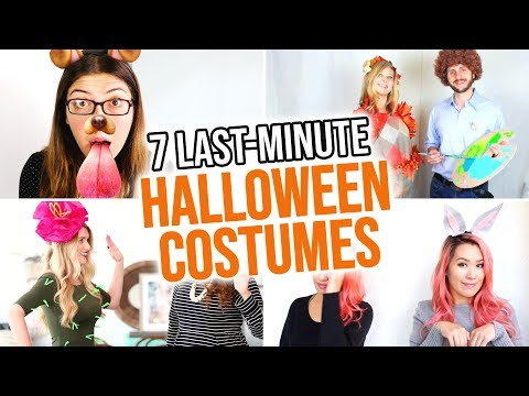 7 DIY Last-Minute Halloween Costumes - HGTV Handmade