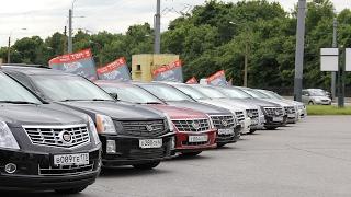 Cadillac Club Russia 5 лет!