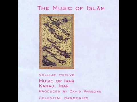 Music of Iran, Karaj - Bedâh e navazi santûr (Impromptu on the santur)