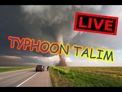TYPHOON TALIM LIVE ТАЙФУН ТАЛИМ ПРЯМОЙ ЭФИР