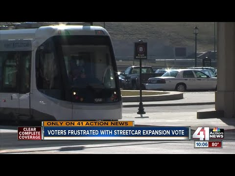 Kansas City Streetcar looks to expand south, voter ballot has kinks