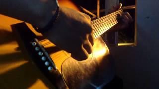 Ký ức nhạt phai guitar cover by Cá Mập