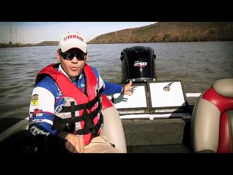 Yamaha Pro Angler Dave Wolak Discusses Getting His V MAX SHO on Plane