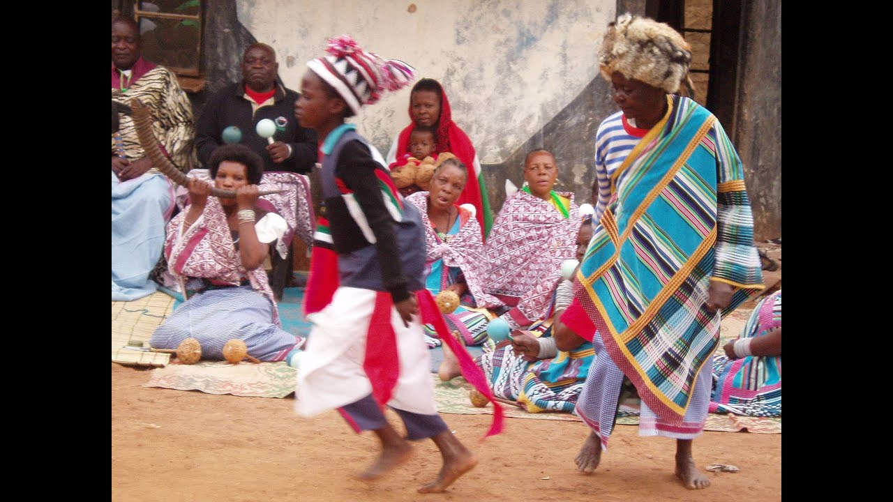 Rain Fertility Ceremony Drums And Dance Of Venda People