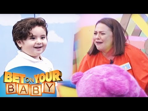 Bet On Your Baby Baby Dome Challenge With Tita Karla And Baby Jordan