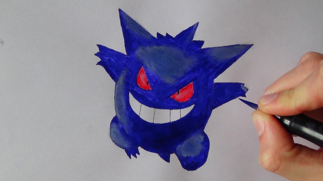 pokemon sun how to get gengar