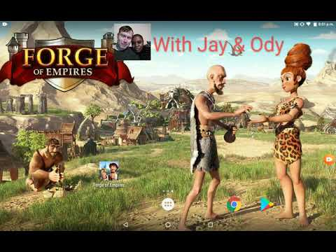 Episode 1 Forge Of Empires Getting Started With Jody