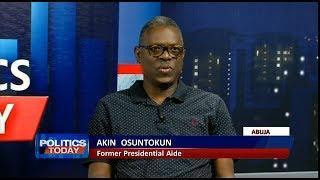 FG's Handling Of Benue Attacks A Case Of Political Mismanagement - Oshuntokun |Politics Today|