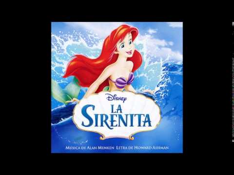 La Sirenita - Bajo El Mar (Soundtrack) - Español Latino (AUDIO HD)