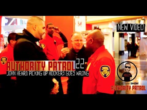 Authority Patrol 22: John Heard Caught Picking Up Prostitutes