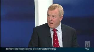 ABC News Breakfast Interview with Rod North 16 September 2014