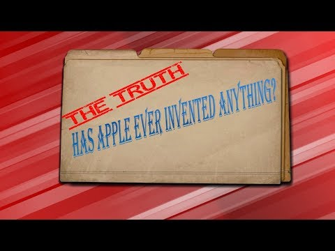 Has Apple ever invented anything?| The Truth episode 1| Ethan Borrok