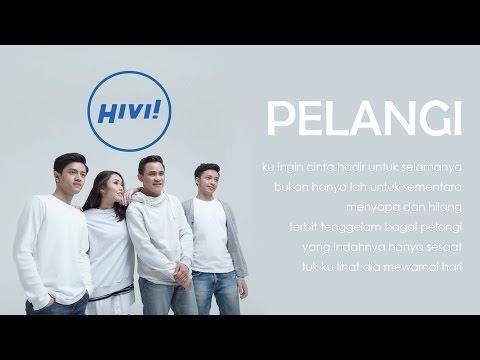HIVI! - Pelangi (lirik)