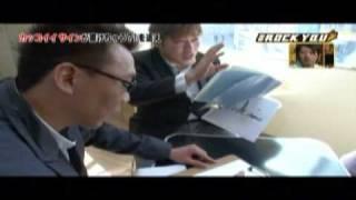 知り合いの会社が日本テレビ系列でやっている先輩ROCKYOUで取材...