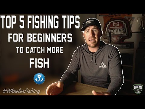 Fishing Hacks For Beginners - My Top 5 Fishing Tips and Tricks