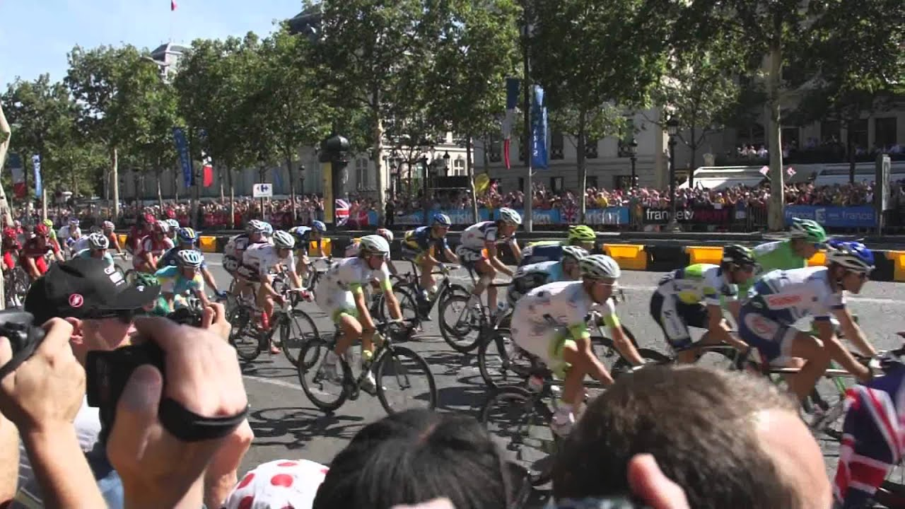 Tour De France Spectators