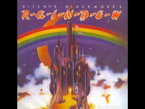 Клип Rainbow - Man on the Silver Mountain