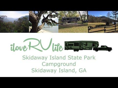 Skidaway Island State Park | I Love RV Life