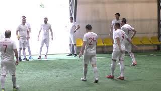 Полный матч Адвокати Київщини 8 2 Sporting Kyiv Турнир по мини футболу в Киеве