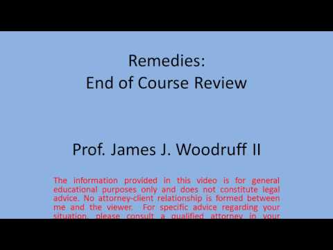 Remedies Review 2