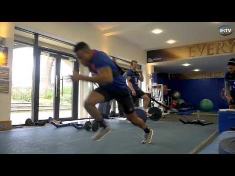 BRTV: Anthony Watson Sprint Training