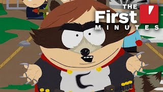 The First 22 Minutes of South Park The Fractured but Whole