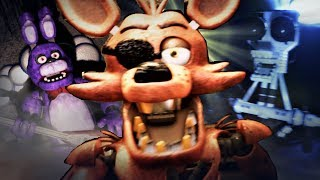 FOXY HAS NEVER BEEN SCARIER! | Creepy Nights at Freddy's (FNAF fan game)