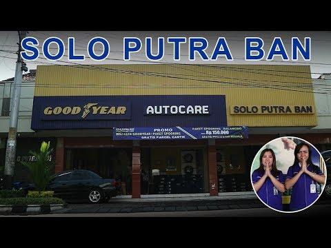 SOLO PUTRA BAN - Dealer Prime Suspension Kota Solo