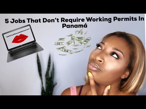 5 Jobs That Don't Require Work Permits In Panama