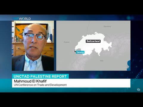 UNCTAD Palestine Report : Interview with Mahmoud El Khafif from UN Conf. on Trade and Development