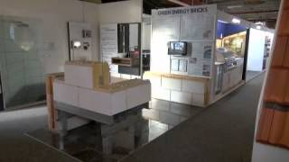 Innovative Construction And Finishes Video From Green Energy Bricks