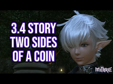 FFXIV 3.4 0952 Story 3: Two Sides Of A Coin
