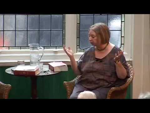 "Hilary Mantel explains her Man Booker Prize Winning Novel, ""Wolf Hall"""