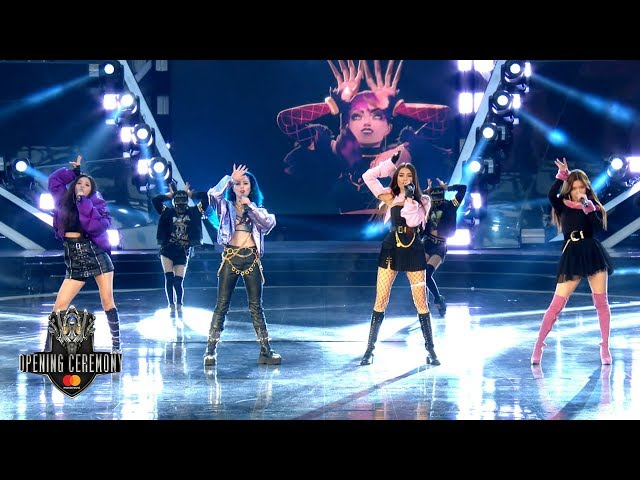 How 'League of Legends' K/DA Singers Brought Virtual Band to