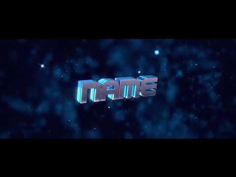 قالب -13- إنتروا مجاني ثلاثي الأبعاد جاهز للتعديل على برنامجي After Effects & Cinema 4D