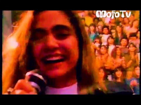 Selma Reis no Milk Shake - TV Manchete (1991)